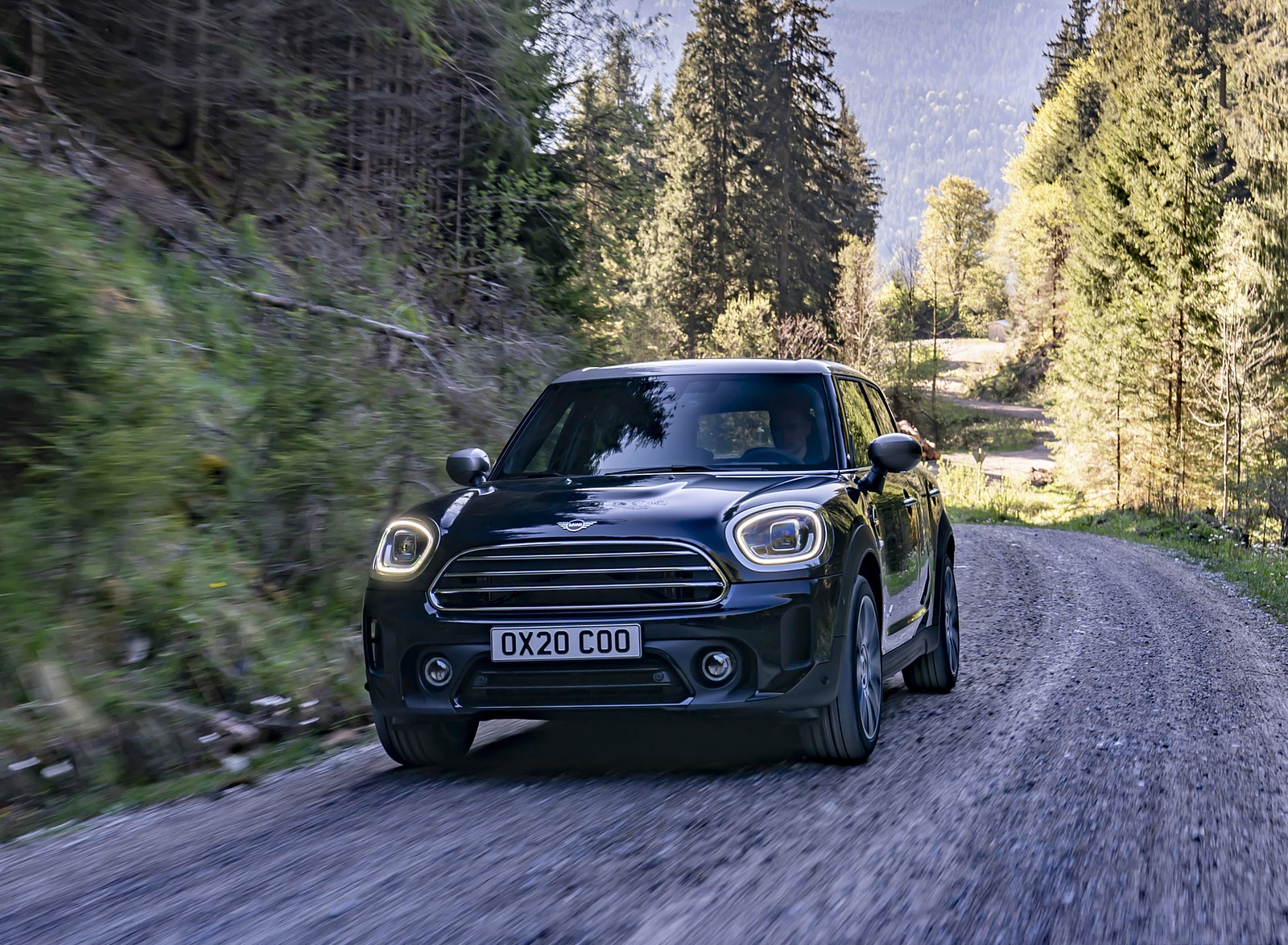 2021 MINI Countryman ALL4 Front Wallpapers (1)