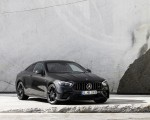 2021 Mercedes-AMG E 53 Coupe (Color: Graphite Grey Metallic) Front Three-Quarter Wallpapers 150x120 (25)
