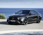 2021 Mercedes-AMG E 53 Coupe (Color: Graphite Grey Metallic) Front Three-Quarter Wallpapers 150x120 (15)