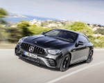 2021 Mercedes-AMG E 53 Coupe (Color: Graphite Grey Metallic) Front Three-Quarter Wallpapers 150x120 (5)