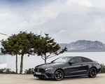 2021 Mercedes-AMG E 53 Coupe (Color: Graphite Grey Metallic) Front Three-Quarter Wallpapers 150x120 (16)