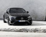 2021 Mercedes-AMG E 53 Coupe (Color: Graphite Grey Metallic) Front Wallpapers 150x120 (27)