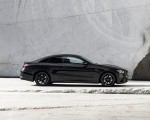 2021 Mercedes-AMG E 53 Coupe (Color: Graphite Grey Metallic) Side Wallpapers 150x120 (29)