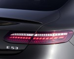 2021 Mercedes-AMG E 53 Coupe (Color: Graphite Grey Metallic) Tail Light Wallpapers 150x120 (31)
