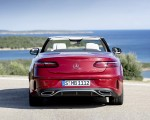 2021 Mercedes-Benz E 450 4MATIC Cabriolet AMG Line (Color: Designo Hyacinth Red Metallic) Rear Wallpapers 150x120 (49)
