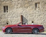 2021 Mercedes-Benz E 450 4MATIC Cabriolet (Color: Patagonia Red) Side Wallpapers 150x120 (15)