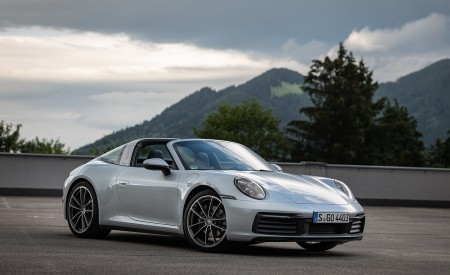2021 Porsche 911 Targa 4 Wallpapers HD