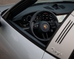 2021 Porsche 911 Targa 4 (Color: Dolomite Silver Metallic) Interior Detail Wallpapers 150x120 (31)