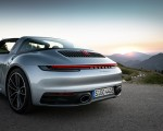 2021 Porsche 911 Targa 4 (Color: Dolomite Silver Metallic) Tail Light Wallpapers 150x120 (18)