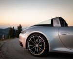 2021 Porsche 911 Targa 4 (Color: Dolomite Silver Metallic) Wheel Wallpapers 150x120 (17)