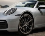 2021 Porsche 911 Targa 4 (Color: Dolomite Silver Metallic) Wheel Wallpapers 150x120 (16)