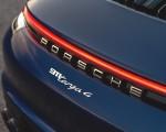 2021 Porsche 911 Targa 4 (Color: Gentian Blue) Badge Wallpapers 150x120 (50)