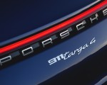 2021 Porsche 911 Targa 4 (Color: Gentian Blue) Badge Wallpapers  150x120 (49)