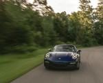 2021 Porsche 911 Targa 4 (Color: Gentian Blue) Front Wallpapers 150x120 (3)