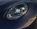 2021 Porsche 911 Targa 4 (Color: Gentian Blue) Headlight Wallpapers 150x120 (41)