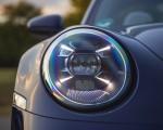2021 Porsche 911 Targa 4 (Color: Gentian Blue) Headlight Wallpapers 150x120 (42)