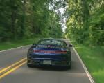 2021 Porsche 911 Targa 4 (Color: Gentian Blue) Rear Wallpapers  150x120 (14)