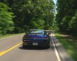 2021 Porsche 911 Targa 4 (Color: Gentian Blue) Rear Wallpapers  150x120 (5)