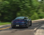 2021 Porsche 911 Targa 4 (Color: Gentian Blue) Rear Wallpapers 150x120 (6)