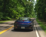 2021 Porsche 911 Targa 4 (Color: Gentian Blue) Rear Wallpapers 150x120 (7)