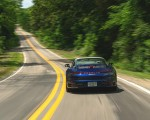 2021 Porsche 911 Targa 4 (Color: Gentian Blue) Rear Wallpapers 150x120 (10)