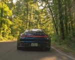 2021 Porsche 911 Targa 4 (Color: Gentian Blue) Rear Wallpapers 150x120 (17)