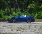 2021 Porsche 911 Targa 4 (Color: Gentian Blue) Side Wallpapers 150x120 (36)
