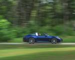 2021 Porsche 911 Targa 4 (Color: Gentian Blue) Side Wallpapers  150x120 (19)
