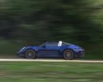 2021 Porsche 911 Targa 4 (Color: Gentian Blue) Side Wallpapers 150x120 (20)