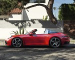 2021 Porsche 911 Targa 4 Side Wallpapers 150x120 (2)