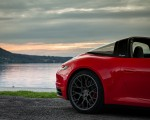 2021 Porsche 911 Targa 4S (Color: Guards Red) Detail Wallpapers 150x120 (37)