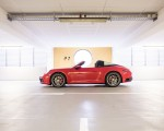 2021 Porsche 911 Targa 4S (Color: Guards Red) Side Wallpapers 150x120 (34)