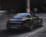 2021 Porsche 911 Targa 4S Rear Three-Quarter Wallpapers 150x120 (5)