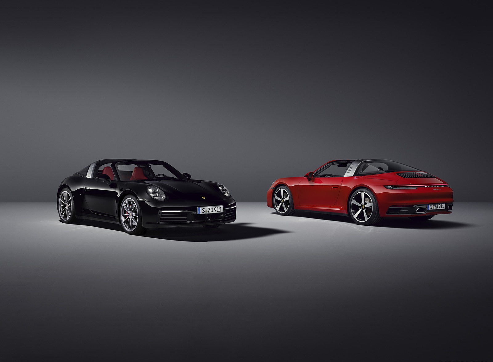 2021 Porsche 911 Targa 4S and Targa 4 Wallpapers (8)