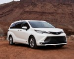 2021 Toyota Sienna Limited Hybrid Front Three-Quarter Wallpapers 150x120 (3)