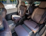 2021 Toyota Sienna Platinum Hybrid Interior Seats Wallpapers 150x120 (16)