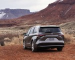 2021 Toyota Sienna Platinum Hybrid Rear Three-Quarter Wallpapers 150x120 (5)