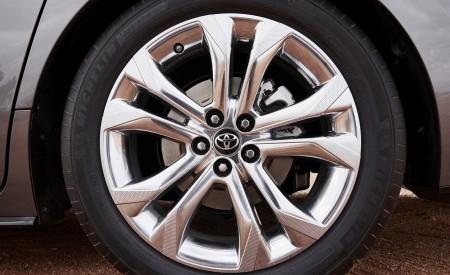 2021 Toyota Sienna Platinum Hybrid Wheel Wallpapers 450x275 (12)