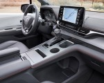 2021 Toyota Sienna XSE Hybrid Central Console Wallpapers 150x120