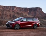 2021 Toyota Sienna XSE Hybrid Front Three-Quarter Wallpapers 150x120