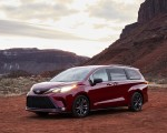 2021 Toyota Sienna XSE Wallpapers HD