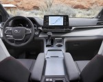 2021 Toyota Sienna XSE Hybrid Interior Cockpit Wallpapers 150x120