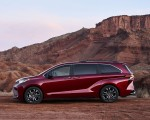2021 Toyota Sienna XSE Hybrid Side Wallpapers 150x120