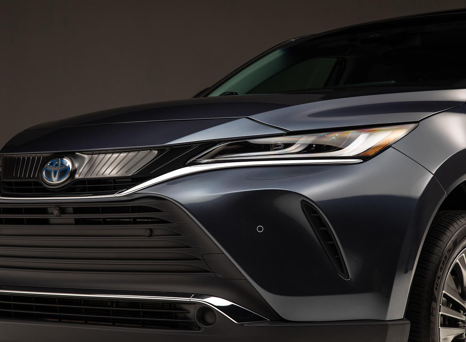 2021 Toyota Venza Headlight Wallpapers (8)
