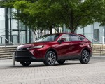 2021 Toyota Venza Hybrid LE Front Three-Quarter Wallpapers 150x120 (7)
