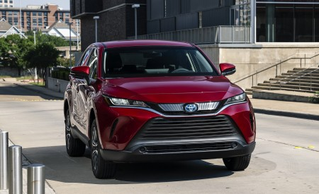 2021 Toyota Venza Wallpapers & HD Images