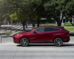 2021 Toyota Venza Hybrid LE Side Wallpapers 150x120 (5)