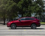 2021 Toyota Venza Hybrid LE Side Wallpapers 150x120 (6)