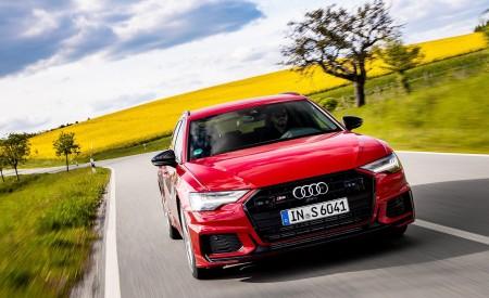2020 Audi S6 Avant TDI Wallpapers HD