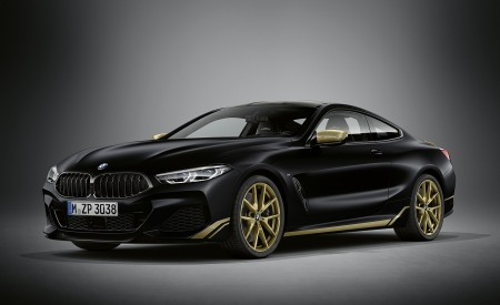 2020 BMW 8 Series Golden Thunder Edition Front Three-Quarter Wallpapers 450x275 (3)